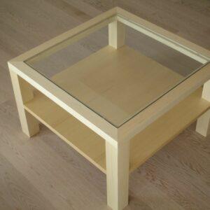 Tisch Mit Glas
