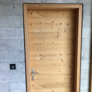 Holztür Naturbelassen