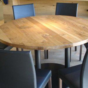 Runder Tisch Mit Stühlen