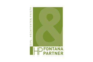 HP Fontana Partner Logo