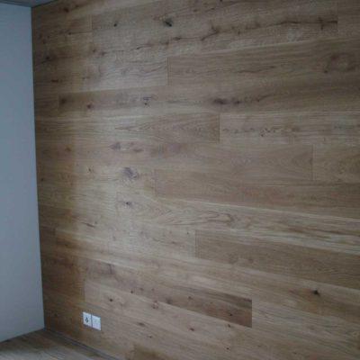 Wandbelag Aus Holz